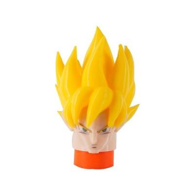 BOQUILLA 3D GOKU SUPER SAIYAN