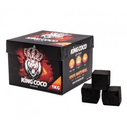 CARBON KING COCO 1 KG. 28 mm.